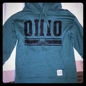 Ohio university Victoria's Secret sweatshirt